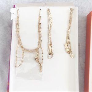 BaubleBar Jewelry - Baublebar| NEW Layered Necklace Set